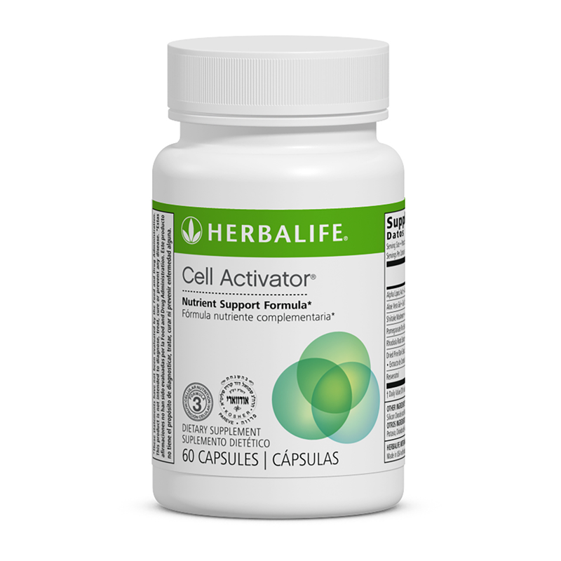Formula 3 Cell Activator With Alpha Lipoic Acid